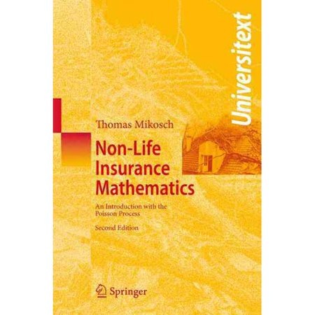 Non-Life Insurance Mathematics: An Introduction With the Poisson Process