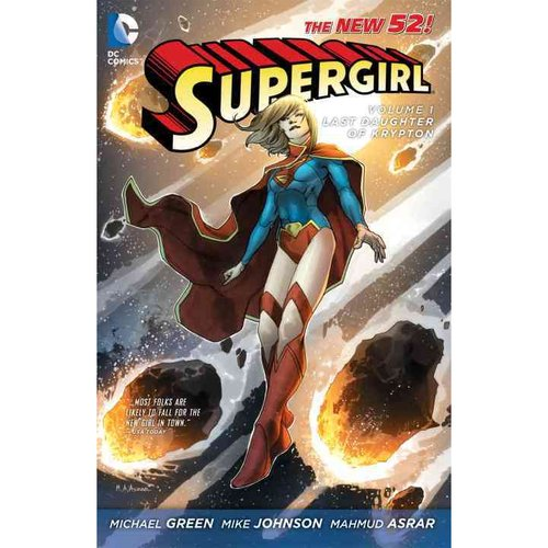 Supergirl 1: Last Daughter of Krypton