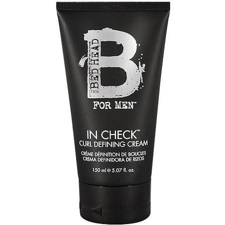 Tigi  pour Men In Check Curl Définition crème 507 oz