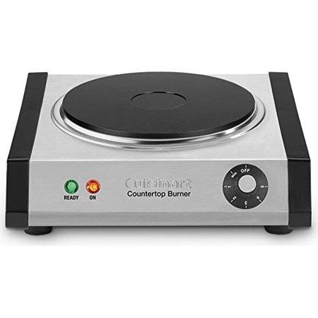 Countertop Single Burner : Cuisinart Countertop Single Burner - 1 X Burner - Brushed Stainless ...