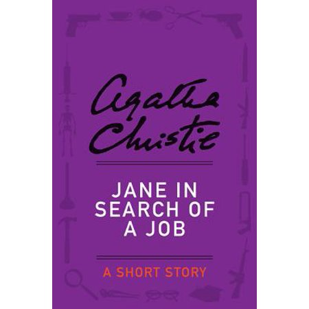 Jane in Search of a Job - eBook (City Of Pearland Jobs)