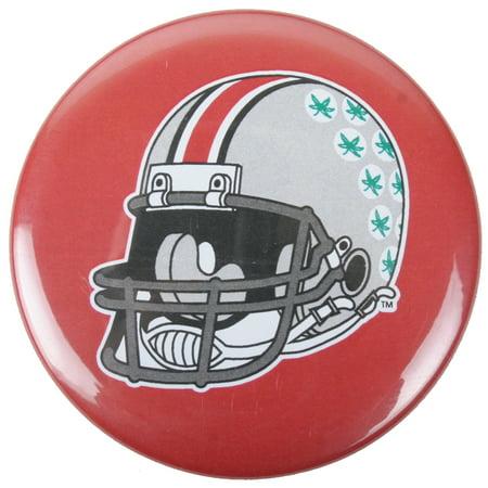 Ohio State Buckeyes Button Magnet - Helmet
