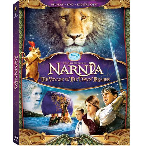 The Chronicles Of Narnia: The Voyage Of The Dawn Treader (Blu-ray) (With INSTAWATCH)