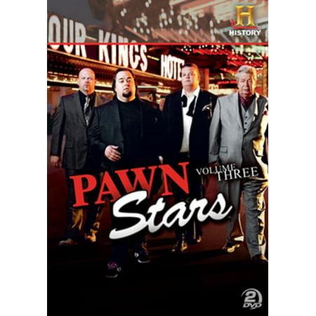 Pawn Stars: Season Three (DVD)