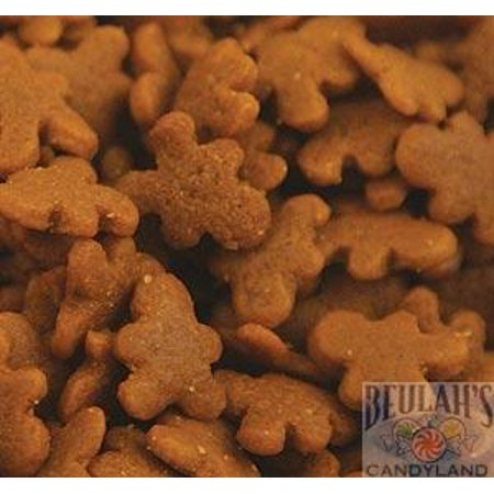 Christmas Gingerbread Men Shapes Bakery Topping Sprinkles 1 - Gingerbread Color