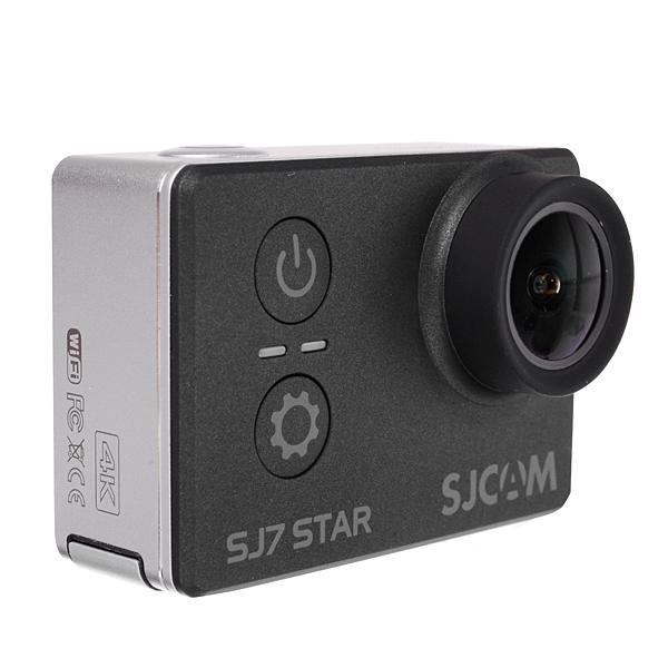 "SJCAM SJ7 STAR 4K WiFi Action Camera 2"" LCD Sports DV Cam..."
