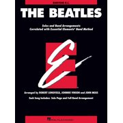The Beatles : Essential Elements for Band Correlated Collections Baritone BC