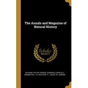 The Annals and Magazine of Natural History Hardcover