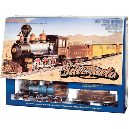Bachmann Trains Silverado, Virginia and Truckee, Large