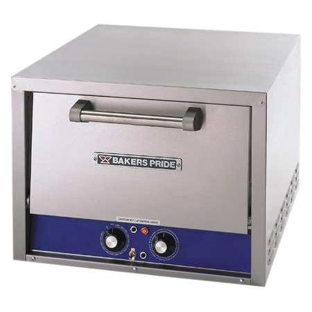 BAKERS PRIDE P18S Electric Deck Oven, Single, L 25 - Bakers Pride Countertop Charbroiler