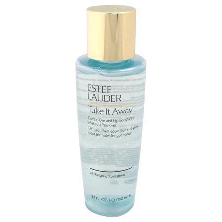 (Take It Away Gentle Eye and Lip Long-Wear Makeup Remover - All Skin Types by Estee Lauder for Women - 3.4 oz Makeup Remover)