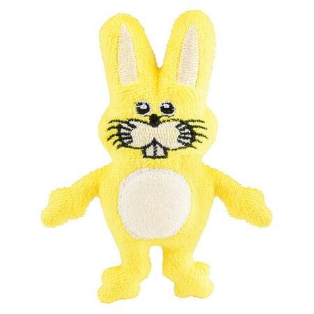White Rabbit Remake (small cute plush yellow easter bunny rabbit animal cuddly)