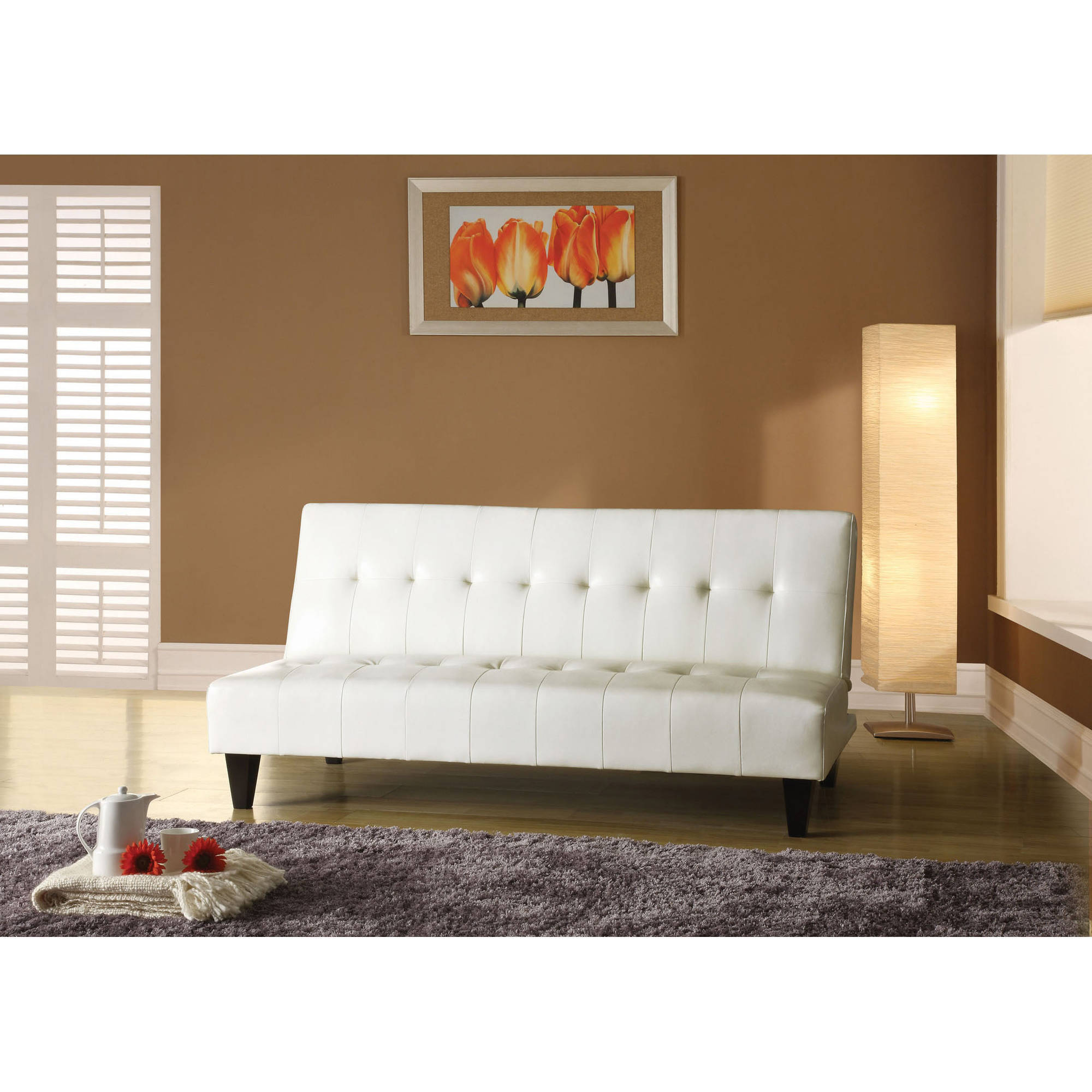 espan pleather bed us white faux leather brown couch pictures sofa lovely