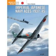 Imperial Japanese Navy Aces 1937–45 - eBook