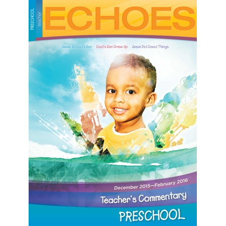 Echoes Winter 2018-2019: Preschool Teacher s Commentary (#5010)](Preschool Winter Crafts)