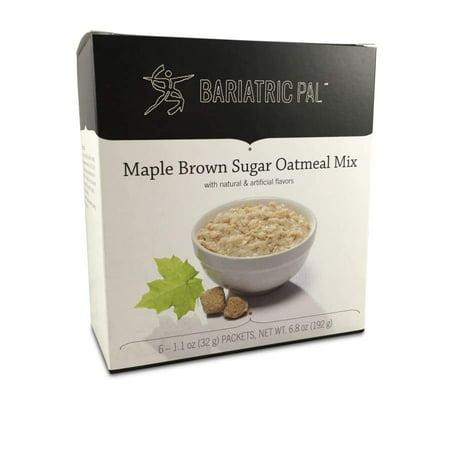 BariatricPal Hot Protein Breakfast - Maple Brown Sugar