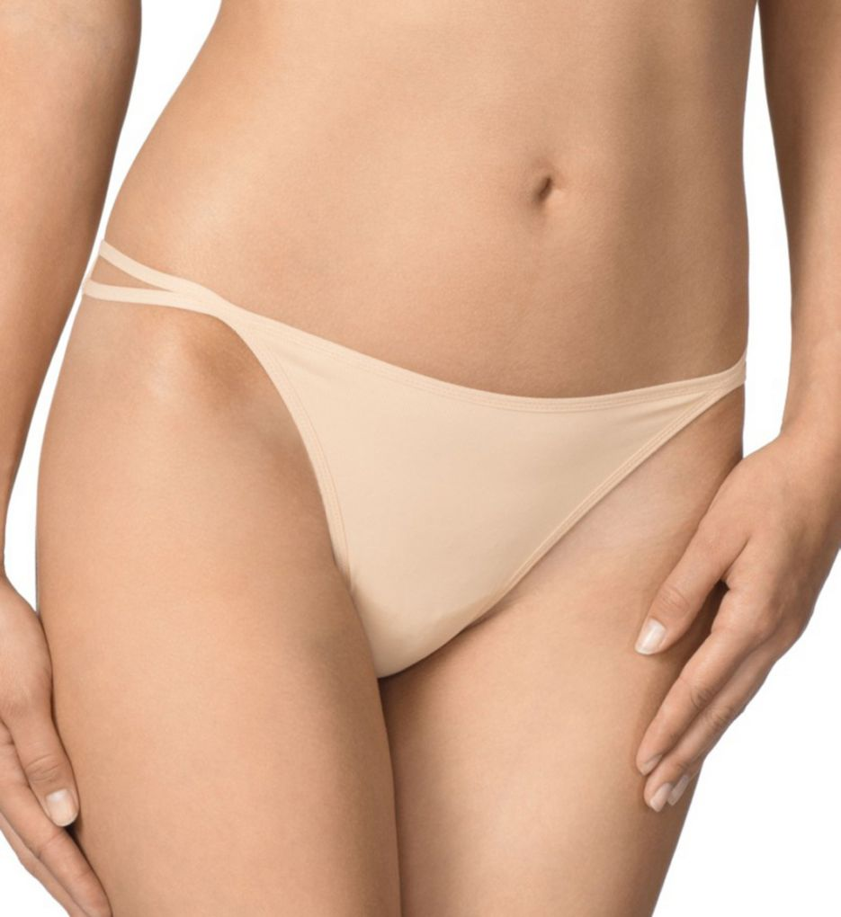 Women's Calida 21955 New Sensitive String Bikini Panty