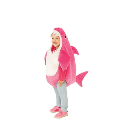 Rubies Costume Company Mommy Shark Pink Child Halloween Costume