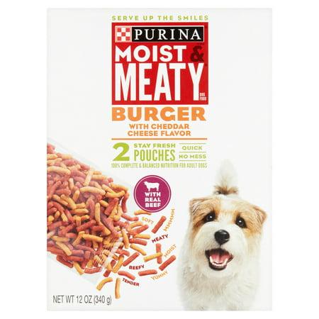 Moist N Meaty Dog Food
