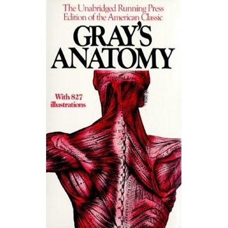 Grays Anatomy The Unabridged Running Press Edition Of The