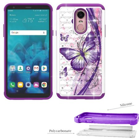 Phone Case For Straight Talk LG Stylo 4 (Q710CS Cricket) / LG Stylo4 Q710MS MetroPCS / LG Q Stylus (6.2