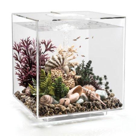biOrb by Oase CUBE 60 Aquarium with LED Light