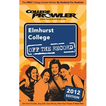 Elmhurst College 2012 - eBook - Elmhurst Queens