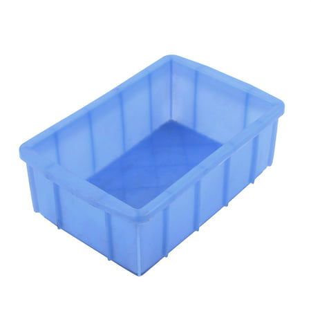 Plastic Rectangular Electronic Components Storage Box Case 148 x 95 x 52mm