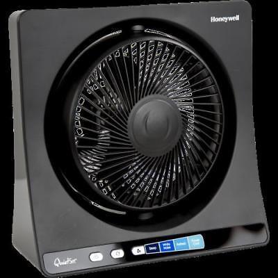 Honeywell HT350B QuietSet Table Fan