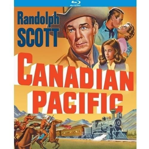 Canadian Pacific (Blu-ray) KICBRK15502