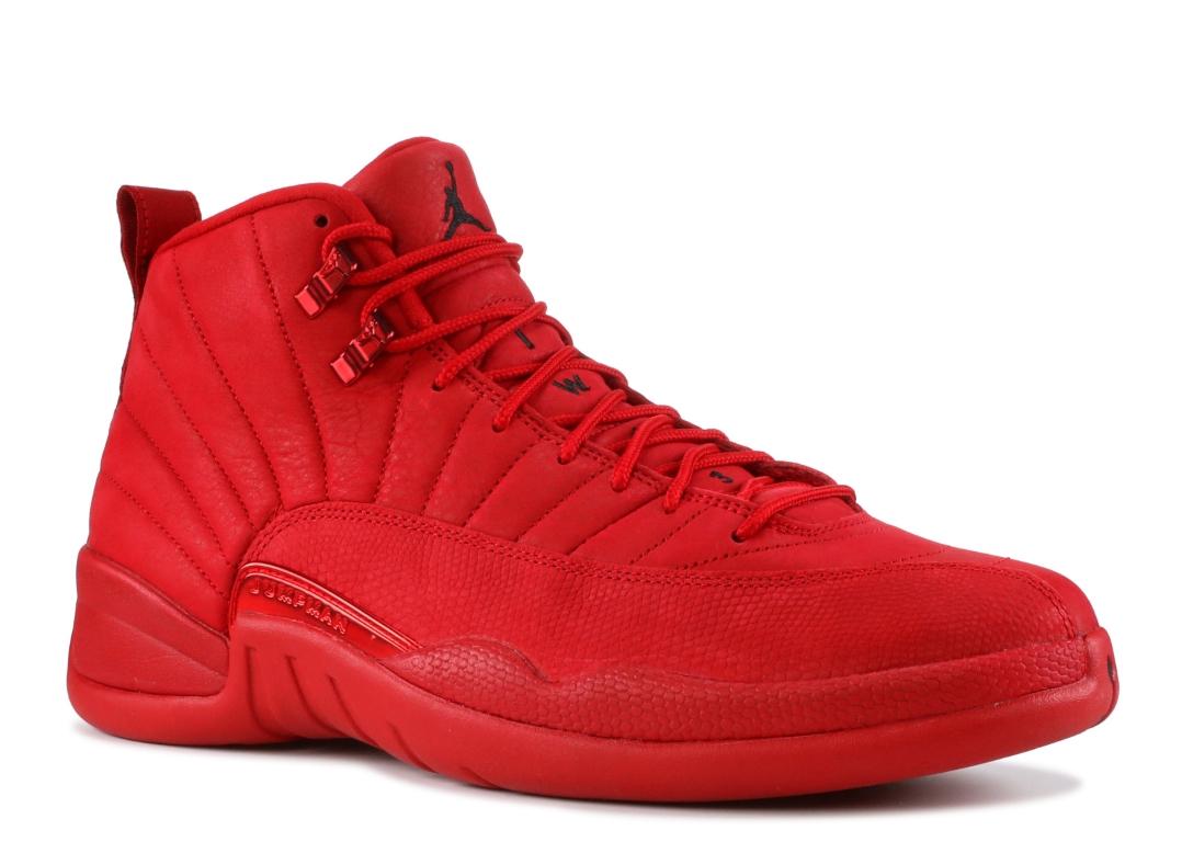 Air Jordan 12 Retro 'Gym Red