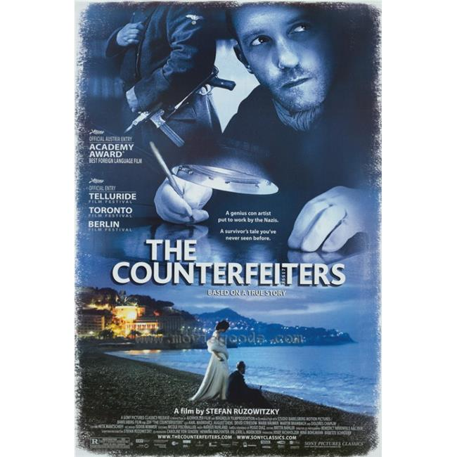 Posterazzi MOVCI6132 The Counterfeiters Movie Poster - 27 x 40 in. - image 1 de 1