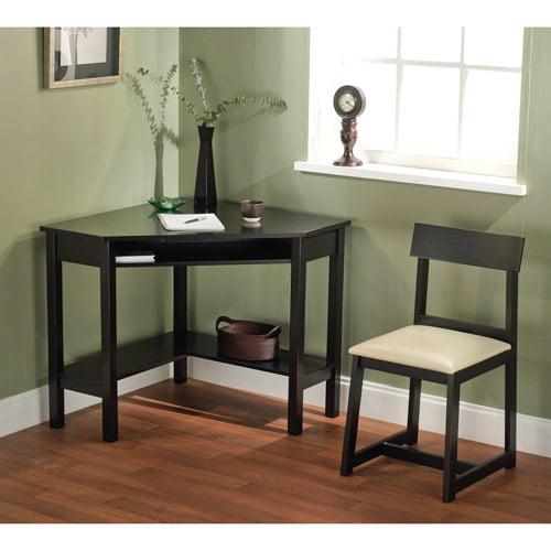 Aberdeen Corner Desk and Chair Value Bundle
