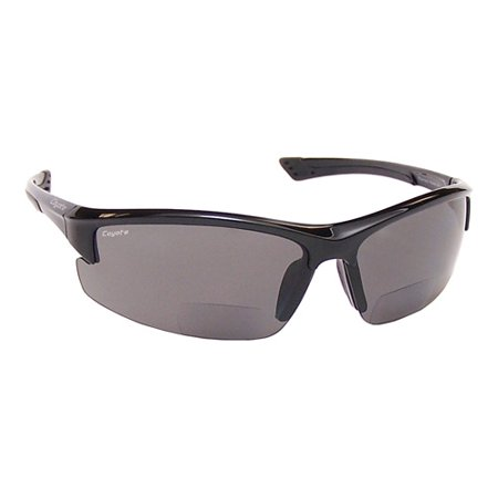 Coyote Eyewear BP-7 Polarized Reader (Mass Vision Sunglasses)