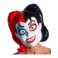 Harley Quinn Mask Halloween Costume Accessory Deals