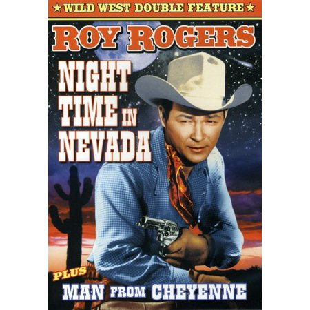 Night Time in Nevada & Man From Cheyenne (DVD) (From A Jack To A King Jim Reeves)