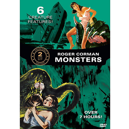 Roger Corman: Monsters (Collector's Edition)