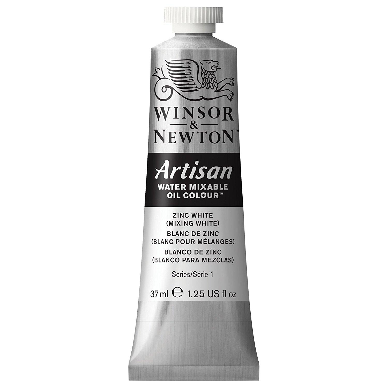 WINSOR & NEWTON / COLART 1514748 ARTISAN ZINC WHITE MIXING WHIT 37ML
