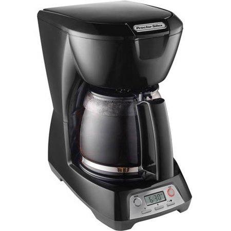 Proctor Silex 12 Cup Programmable Coffeemaker   Model# 43672