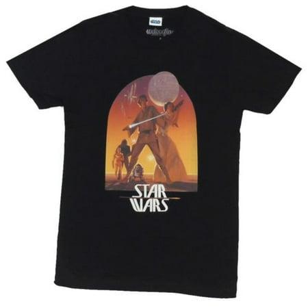 Luke Skywalker Princess Leia Poster Adult - Luke Skywalker And Princess Leia Halloween Costumes