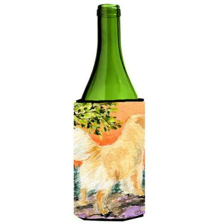 Golden Retriever Wine bottle sleeve Hugger - image 1 de 1