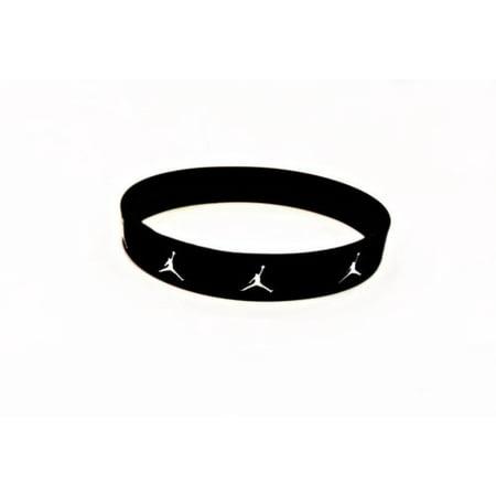 Cheap Silicone Wristbands (SLIM JORDAN WRISTBAND SILICONE BRACELET)