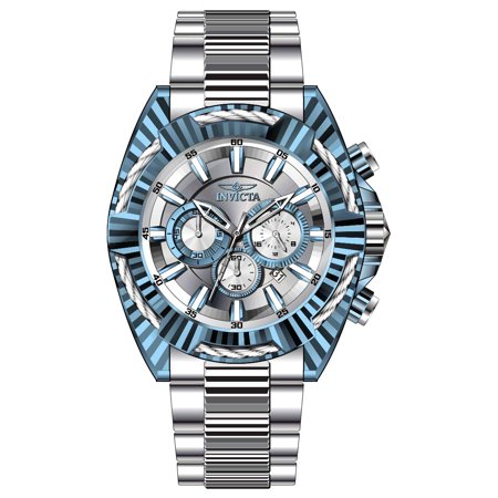 Invicta  Men's Bolt 28041 Light Blue Watch (Invicta Unisex Watch)