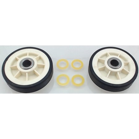 Dryer Drum Roller for Maytag, AP4008534, PS1570070, 12001541, 2 Pack