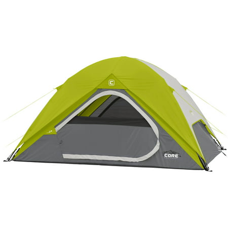 Core Equipment 9' x 7' Instant Dome Tent, Sleeps