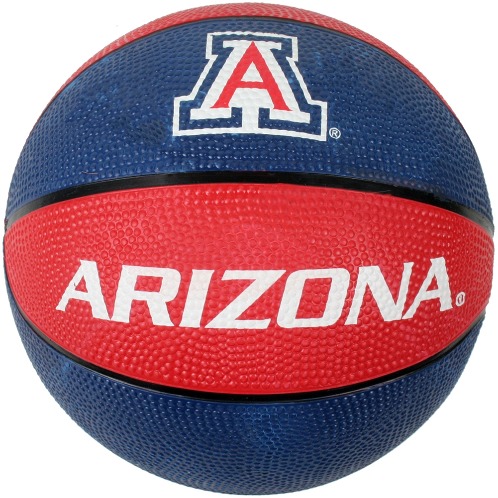 Arizona Wildcats Mini Rubber Basketball