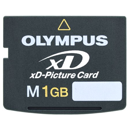 Olympus 1 Gb Type M Xd Picture Card   200495