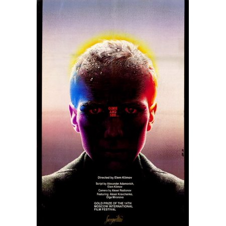 Come And See  1985  27X40 Movie Poster