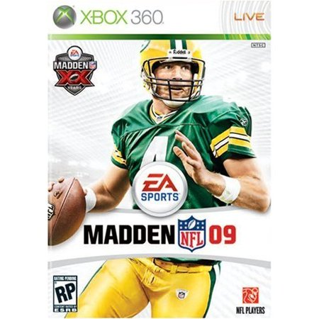 Refurbished Madden NFL 09 For Xbox 360 Football (Xbox 360 Official Nfl)