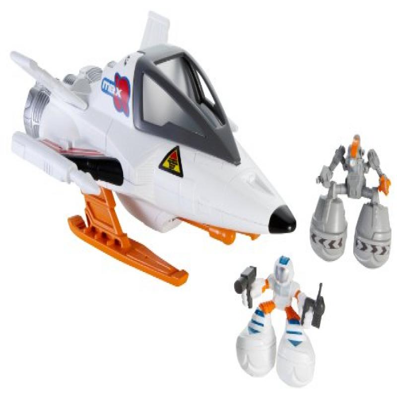 Matchbox Big Boots Space Cart Rocket Force Vehicle by Mattel